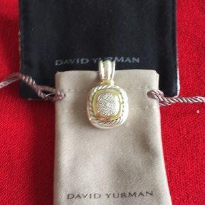 DAVID YURMAN Diamond Albion Pendant or Enhancer
